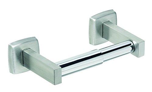 Bradley 5084-000000 Bradex Surface Mounted Stainless Steel Single Roll Toilet Tissue Dispenser