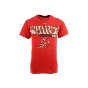 - Arizona Diamondbacks Laser Like Focus Red T-shirt Small