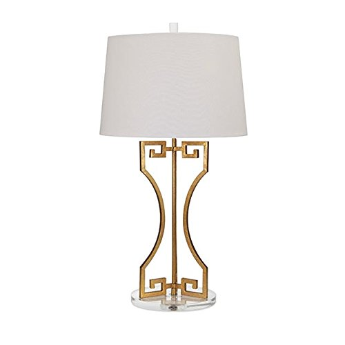 IMAX 98559 Wagner Greek Key Table Lamp by Imax