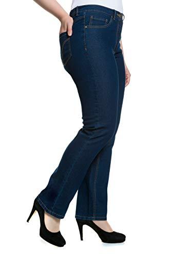 Ulla Popken Jeans Regular Fit Stretch Droit Femme