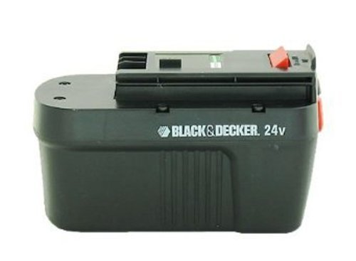 black and decker 24 battery - 1