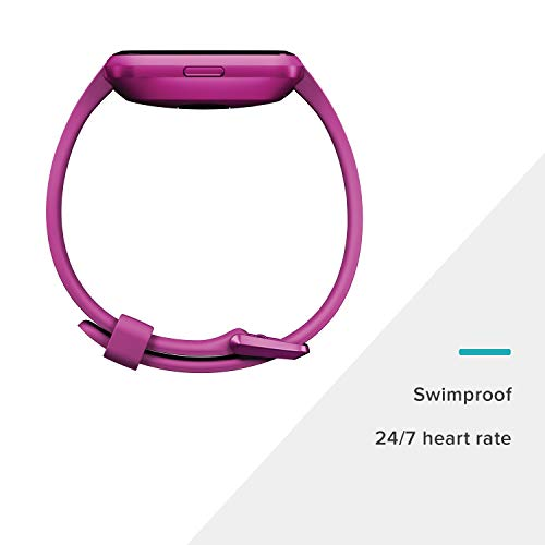 Fitbit Versa Lite Edition Smart Watch, One Size (S & L bands included), 1 Count by Fitbit (Image #6)