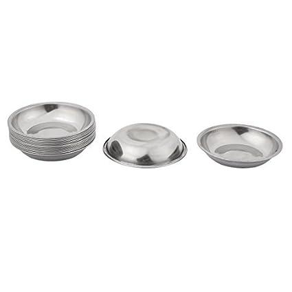 Amazon.com | eDealMax cocina de acero inoxidable Ronda ...