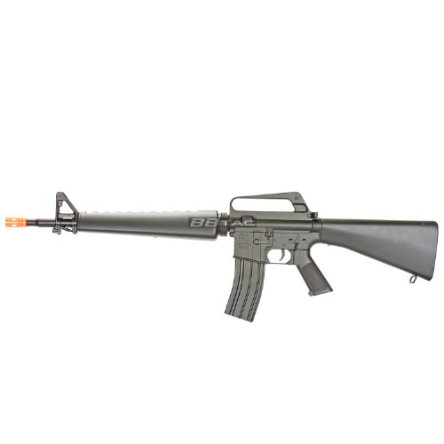 BBTac M16A2 Airsoft Gun Vietnam Style Spring Airsoft Gun Rifle Full Size