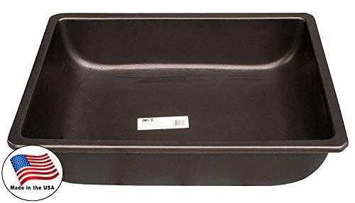 Extra Large Plastic Tub Nucu Artisan Utility Bus Box And