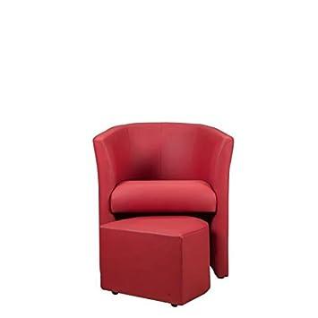 fauteuil cabriolet baya rougepouf - Cabriolet Fauteuil