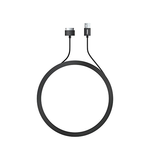 Pack of 2 Pwr Samsung Galaxy Tab Tablet Charge and Sync Data Cable USB to 30-Pin for Samsung Galaxy Tab 2 10.1 GT-P5113 7.0 GT-P3113; Galaxy Tab 10.1 GT-P7510 8.9 SGH-I957 7.7 SCH-I800; Galaxy Note 10.1 GT-N8013; GT-P5113TSYXAR GT-P3113TSYXAR