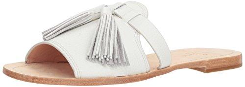 Kate Spade New York Women's COBY Slide Sandal, White, 9 M US