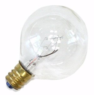 Westinghouse 0383100, 10 Watt, 120 Volt Clear Incand G12....