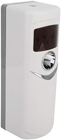 Elektrischer Lufterfrischer-Spender, automatische LCD-Spray-freie Pumpe Aroma-Lufterfrischer-Spender-Maschine Desktop-Parfüm-Aerosol-Spender zum Studieren, Arbeiten im Schlaf
