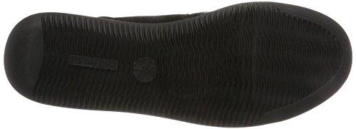 Baja ARA 44443 ROM Mujer Zapatilla Negro Piombo ggpHwt