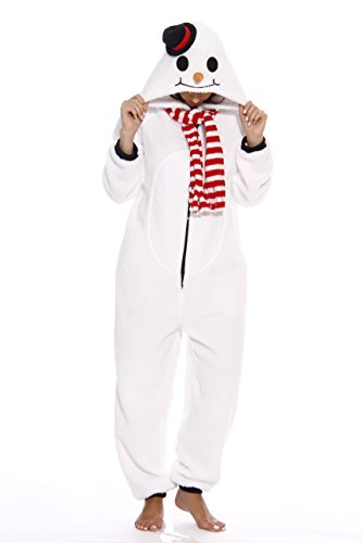 #followme 6413-L Adult Onesie Pajamas