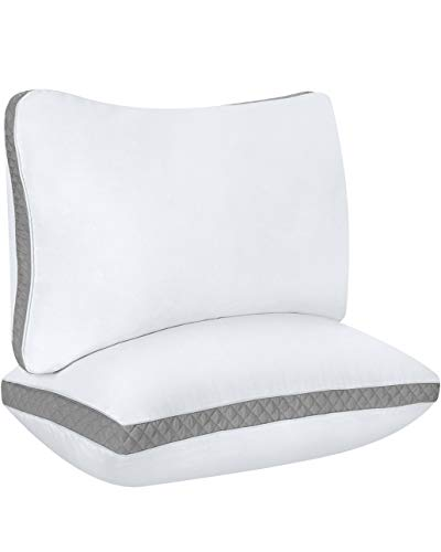 The Best Adam Home Premium Pillows With Quilted Co Er