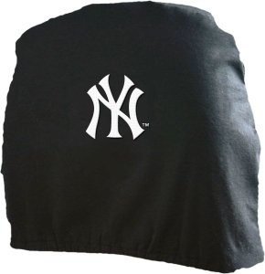 - New York Yankees Headrest Covers