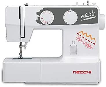Necchi máquina para coser M20b – 5 años de garantía: Amazon.es: Hogar