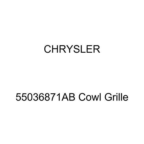 Genuine Chrysler 55036871AB Cowl Grille