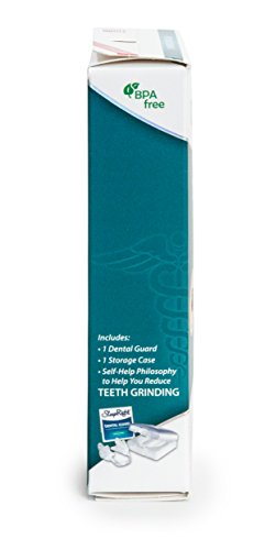 SleepRight Secure-Comfort Dental Guard – Mouth Guard To Prevent Teeth Grinding – SleepRight No Boil Dental Guard by SleepRight (Image #6)