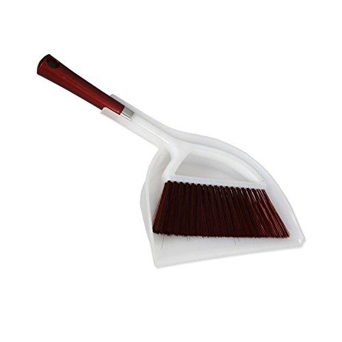 Frjjthchy Creative Desktop Hand Broom Sets Portable Cleaning Brush Dustpan Sets for Car Home Office