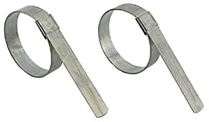 Band-It 080-CP10S9 37010 2-1-2 Inchx5-8 201Ss Center Punch Clamp by Band-It