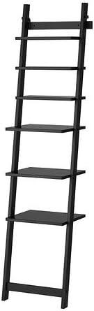 Ikea hjälmaren – Estante de Pared, Negro de Color marrón ...