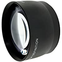 iConcepts 0.45x High Definition Wide Angle Conversion Lens for Canon EF-S 18-55mm f/3.5-5.6 IS