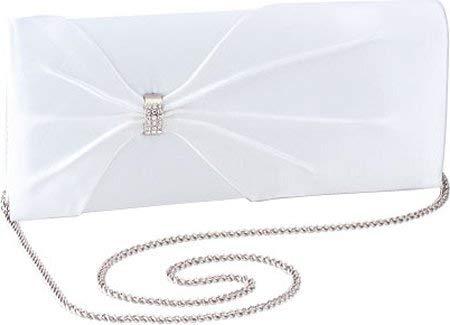 Dyeables 1805 1805 Evening Handbag Color: White ()