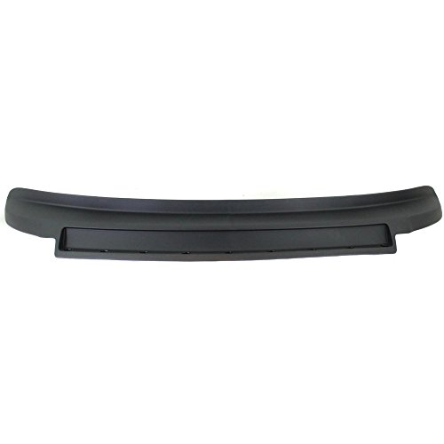 Front Lower Valance for Ram 2500/3500 P/U 10-12 Air Dam Textured 4WD