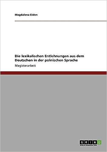 Lexikalische Phonologie (German Edition)