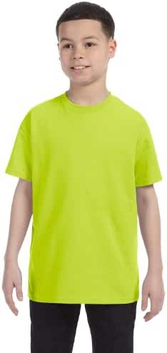 Gildan boys Heavy Cotton T-Shirt(G500B)
