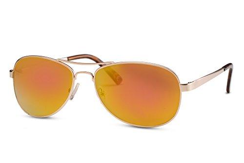 Gafas Mujeres Plateado 400 Gafas Aviador Espejadas Hombres Diseñador Sol Ca 029 de Cheapass Metálicas UV Piloto RZPqX1H