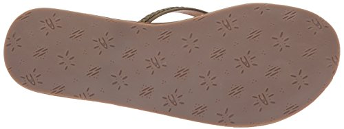 River Women's Flip Flop Sandals Olive Ojai O'Neill avAZwq4nZ