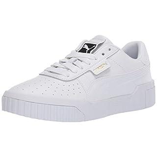 PUMA Women's CALI Sneaker White, 11 M US