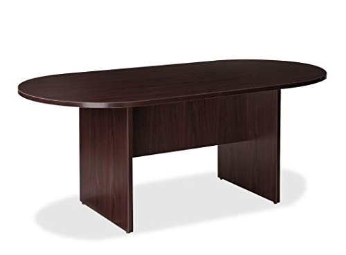 By Racetrack Conference Table In Espresso Pano Hotline - 36 conference table
