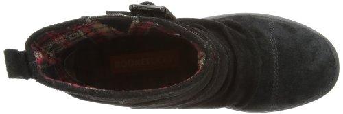 Rocket Dog Boots Black Mint Suede Ankle Women's Black Suede Black vaqB6wvr