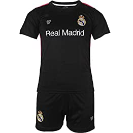 Real Madrid Maillot + Short Collection Officielle - Enfant
