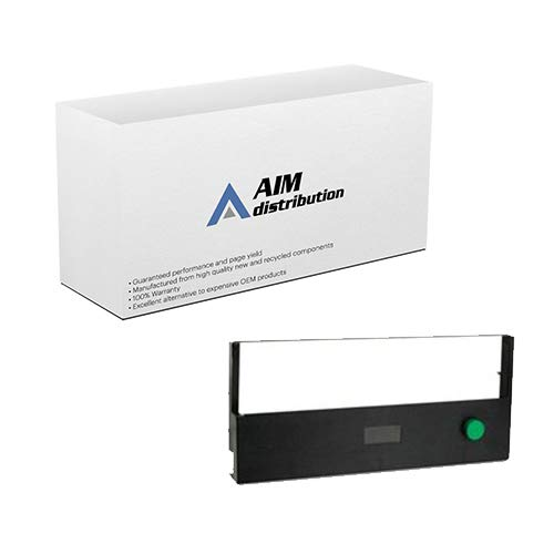 AIM Compatible Replacement for TallyGenicom 4400/4410/4510 Black Printer Ribbons (3/PK) (44A507014-G08) - Generic
