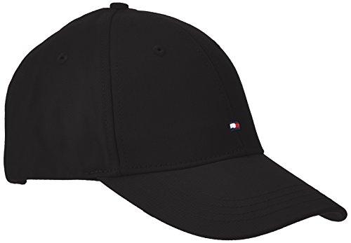Tommy Hilfiger Herren Baseball Cap CLASSIC BB, Gr. One size, Braun (FLAG BLACK 083)