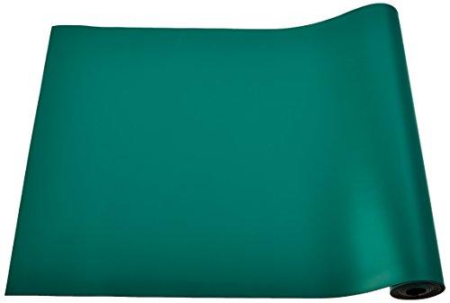Bertech ESD High Temperature Rubber Mat Roll, 2' Wide x 10' Long x 0.08