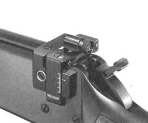 Williams FP-71 Full Proof Receiver Peep Sight for Browning and Winchester
