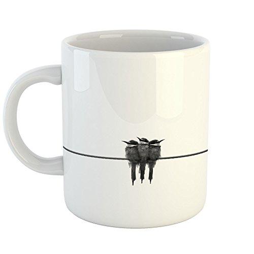Westlake Art - Coffee Cup Mug - Santa Ynez - Modern Picture Photography Artwork Home Office Birthday Gift - 11oz (qmr fc6) (Noir Winery Pinot Santa)