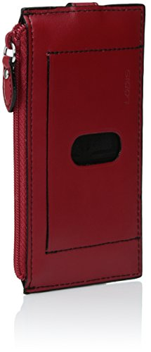 "Lodis Audrey 5"" Card Case with Zipper"