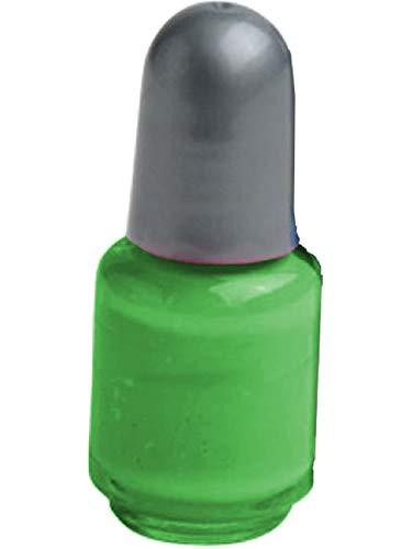 Neon Green Nail Polish Pretty Princess Punk Glamour