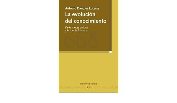 LA EVOLUCIÓN DEL CONOCIMIENTO (Razón y sociedad) eBook ...