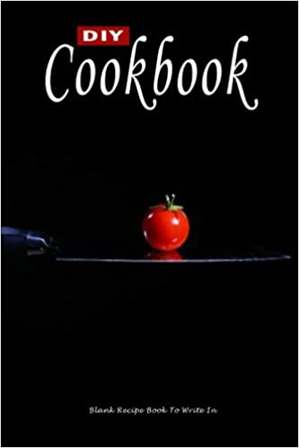 My recipe journal: Blank Cookbook ( Recipes & Notes , Cookbook Journal , Cooking Journal ,Cooking Notebook ,Blank Cookbook Journal) 6x9 (Volume 5)