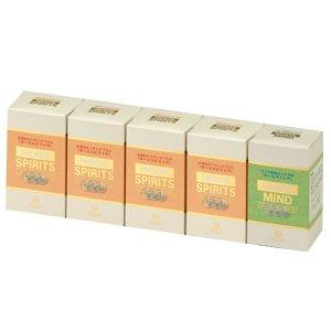 ヌーススピリッツヌースマインド組み合わせ5箱セット【ヌーススピリッツ(4箱)ヌースマインド(1箱)】 B004RE9QKA