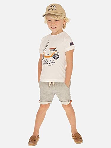 Mayoral 3263 for Boys Off-White-010