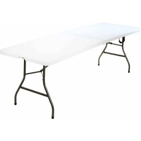 Amazon.com: 8 ft Centerfold Cuadro, color blanco 36.5