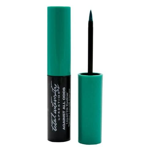 Hot Against All Odds Liquid Ink Eyeliner, B.F.F. (Teal), 0.095 Fluid Ounce