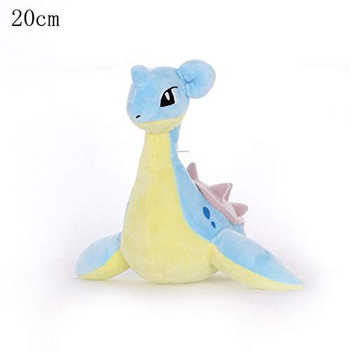 eSunny 8 Inch Pet Elf Plush Toy Doll Anime Plush / Fire Dragon Cartoon Plush Toys Girl Toys for Kids 20Cm Doll Baby Boy Must Haves Gift Basket The Favourite ()