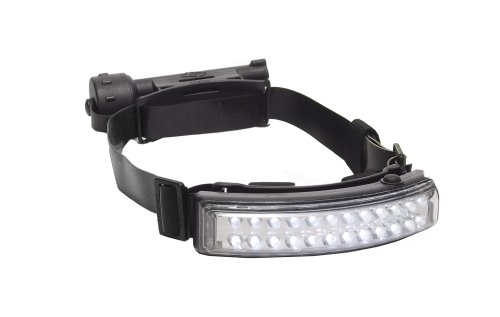- FoxFury 400-009S Performance Tasker S LED Helmet Light/Headlamp with Silicone and Elastic Strap, 64 Lumens